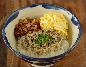 ミニレモングラス丼 ¥500